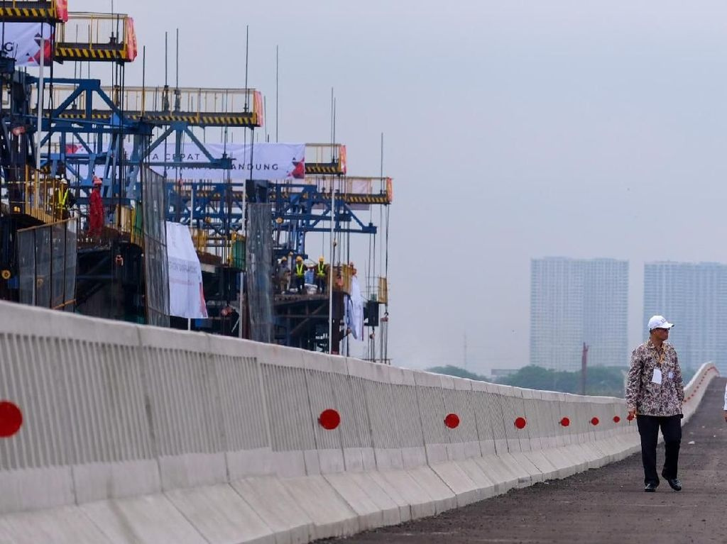 Dibangun Melayang, Tol Japek II Diusul Punya Helipad untuk Darurat
