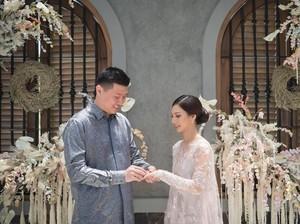 Nadia Saphira Menikah, tapi Masih Enggan Berbagi Cerita Bahagia