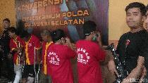 Pembobol Brankas di Sidrap Pernah Curi Uang Rp 1,2 M PDAM Makassar