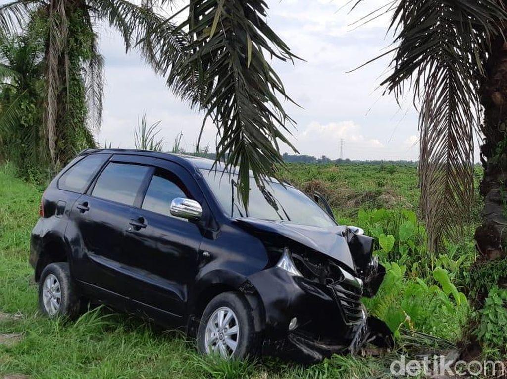 Polisi Tangkap Pencuri Mobil Rentalan di Deli Serdang