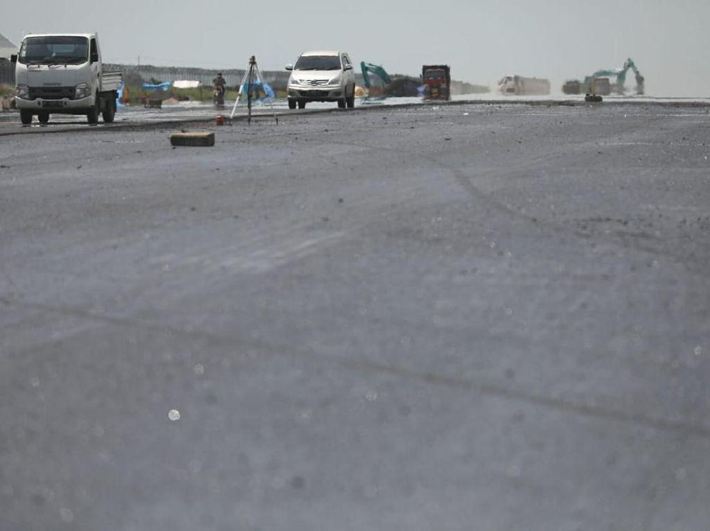Uji Coba Pendaratan Pesawat di Bandara Blora Akhir Desember