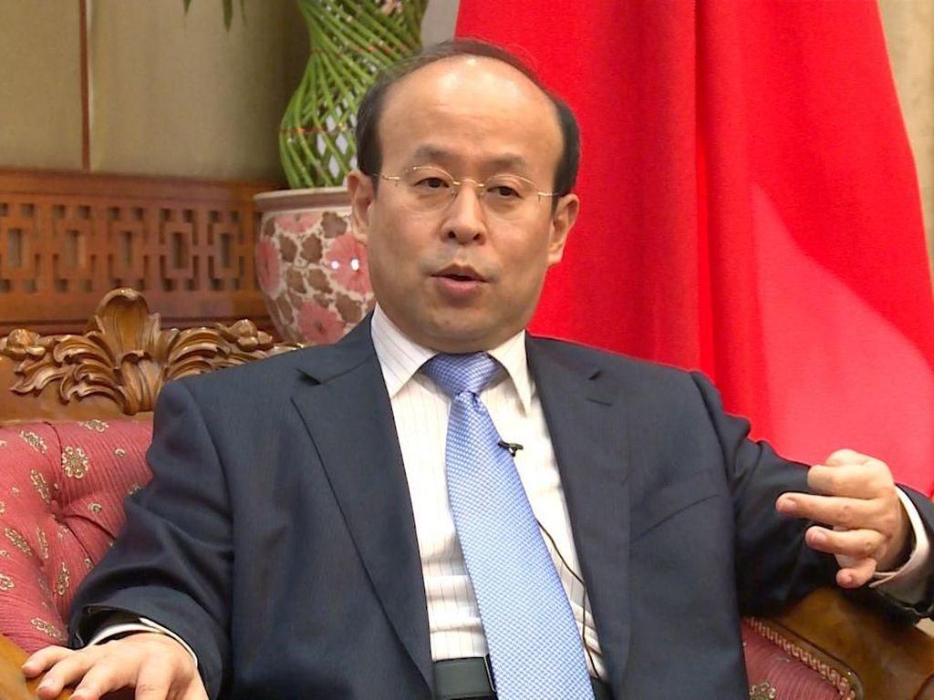 Dubes RRC Tuding AS Ingin Rusak Stabilitas Politik Hong Kong