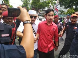 Gibran Putra Jokowi Menjemput Tiket PDIP ke Pilkada Solo