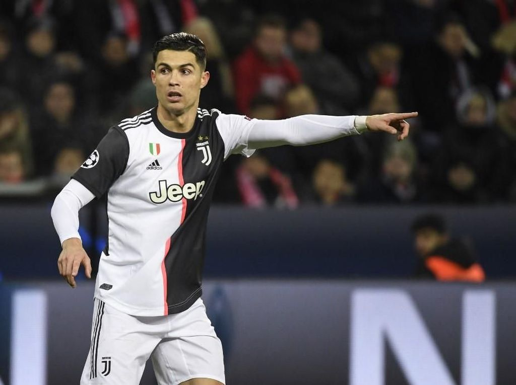 Sudah Sip Lagi, Saatnya Ronaldo Jadi Pembeda untuk Juventus di Liga Champions
