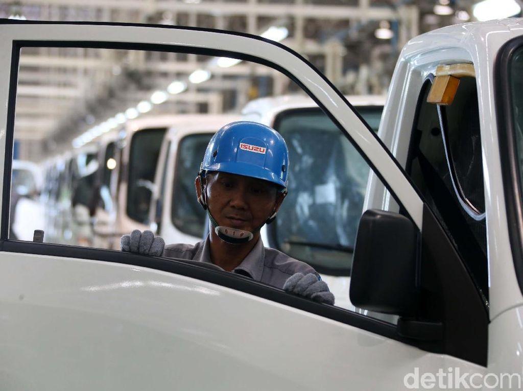 Dua Negara di ASEAN yang Libur Satu Bulan Produksi Mobil