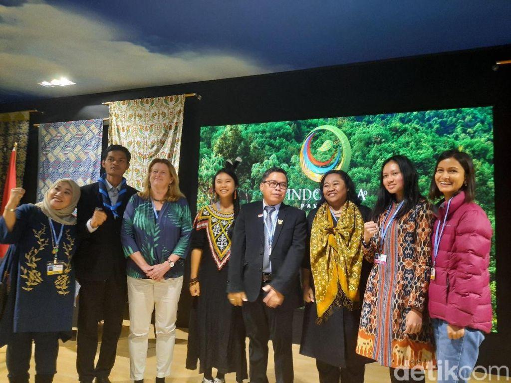 3 Anak Muda Indonesia Bicara soal Perubahan Iklim di COP25