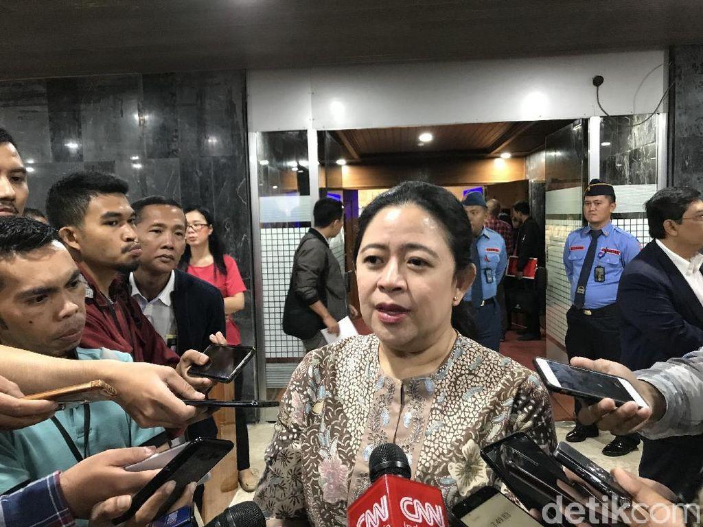 Ketua DPR Hormati Putusan MK soal Jeda 5 Tahun Eks Koruptor Maju Pilkada