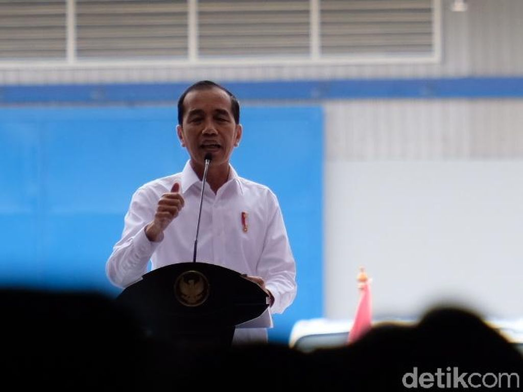 Jokowi Target Draft RUU Sapu Jagat Beres Sebelum 100 Hari Kerja
