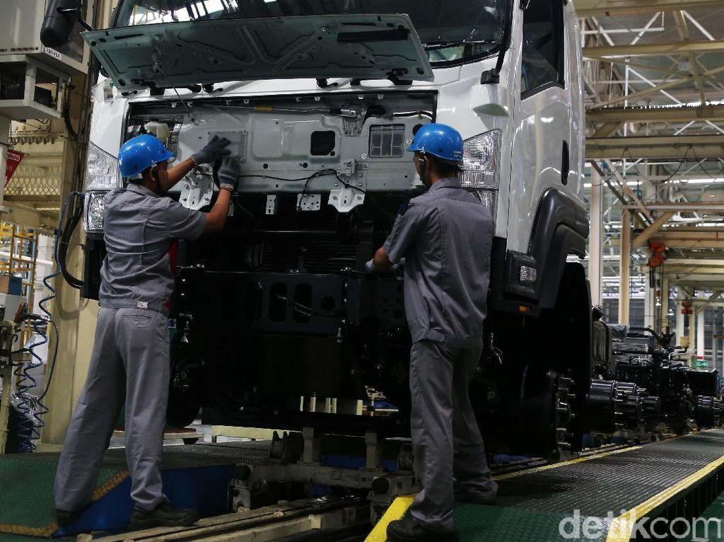 Geliat Industri Manufaktur RI Kalahkan China, Ini Buktinya
