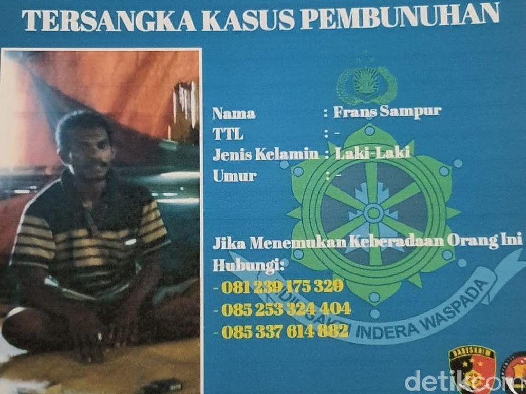 Buron Kasus Pembunuhan di Manggarai Barat NTT Tewas Didor Polisi