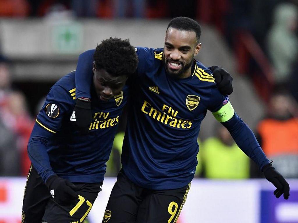 Comeback Tiga Menit yang Meloloskan Arsenal