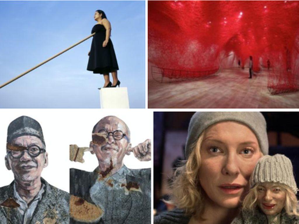 Menuju 2020, Ini 4 Pameran Seni Menarik di Museum MACAN!