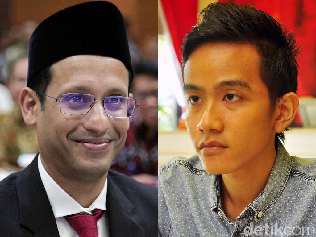 Newsmaker of The Week: Gibran dan Nadiem Makarim