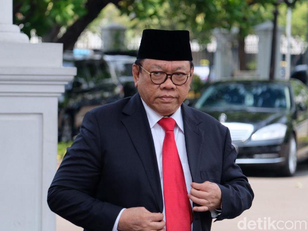 Jadi Dewan Pertimbangan Presiden, Agung Laksono hingga Wiranto ke Istana
