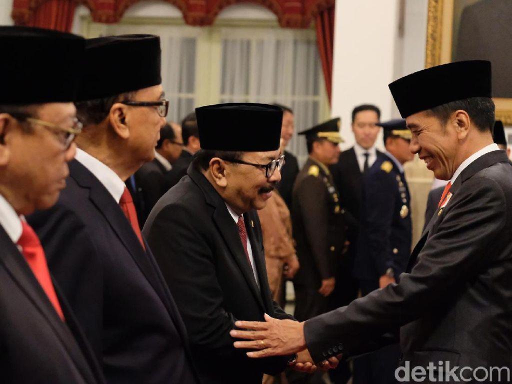Soekarwo Jadi Wantimpres, Demokrat Ngaku Tetap Bakal Kritis ke Jokowi