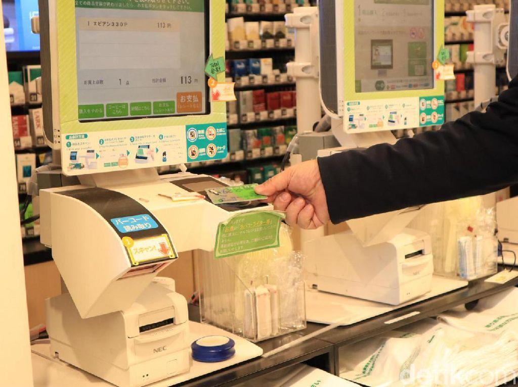 Praktisnya Uang Elektronik di Jepang, Bisa Satu untuk Semua