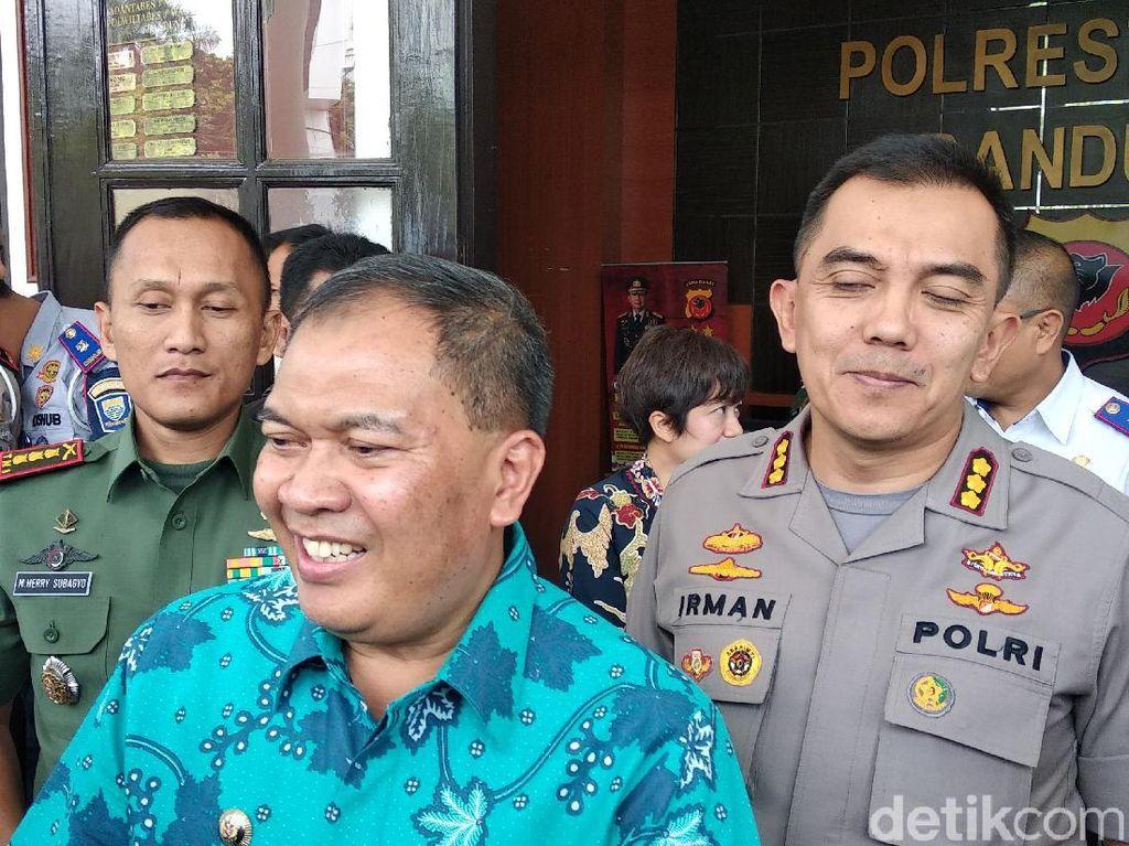 Oded: Penggusuran di Rumah Deret Tamansari Bandung Sesuai Prosedur