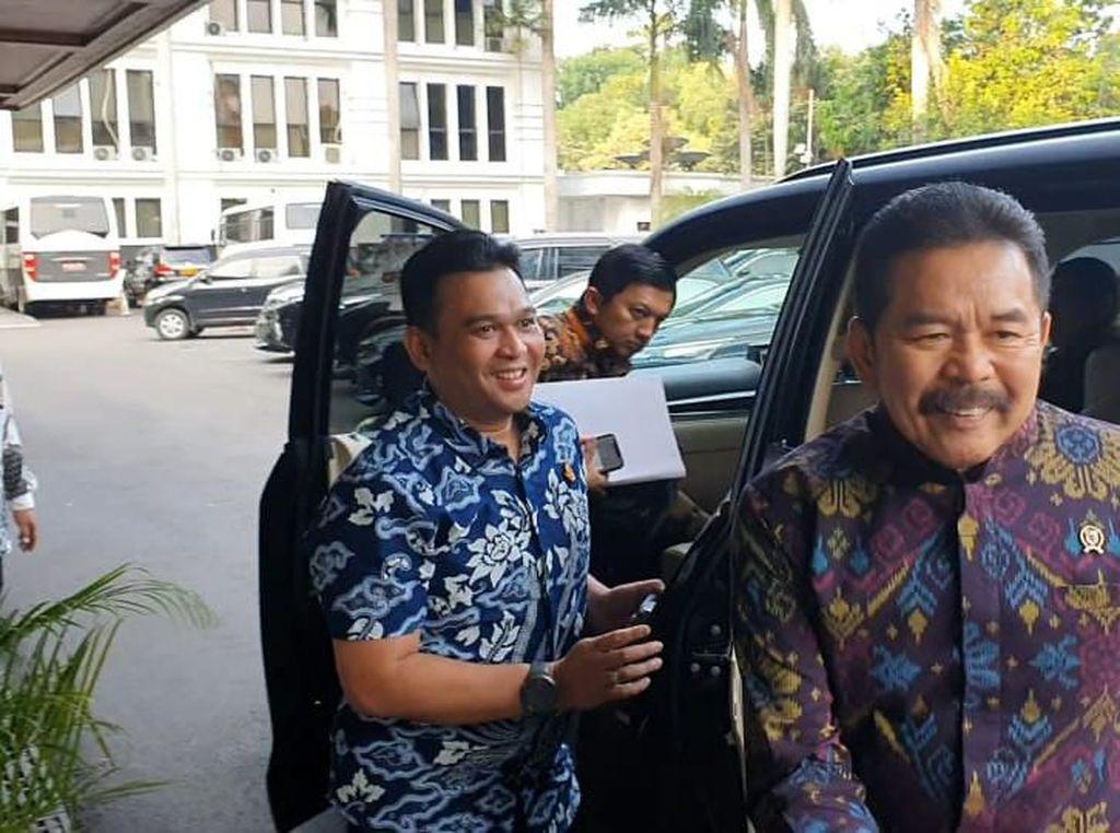 Jaksa Agung dan Komnas HAM Merapat ke Kemenko Polhukam