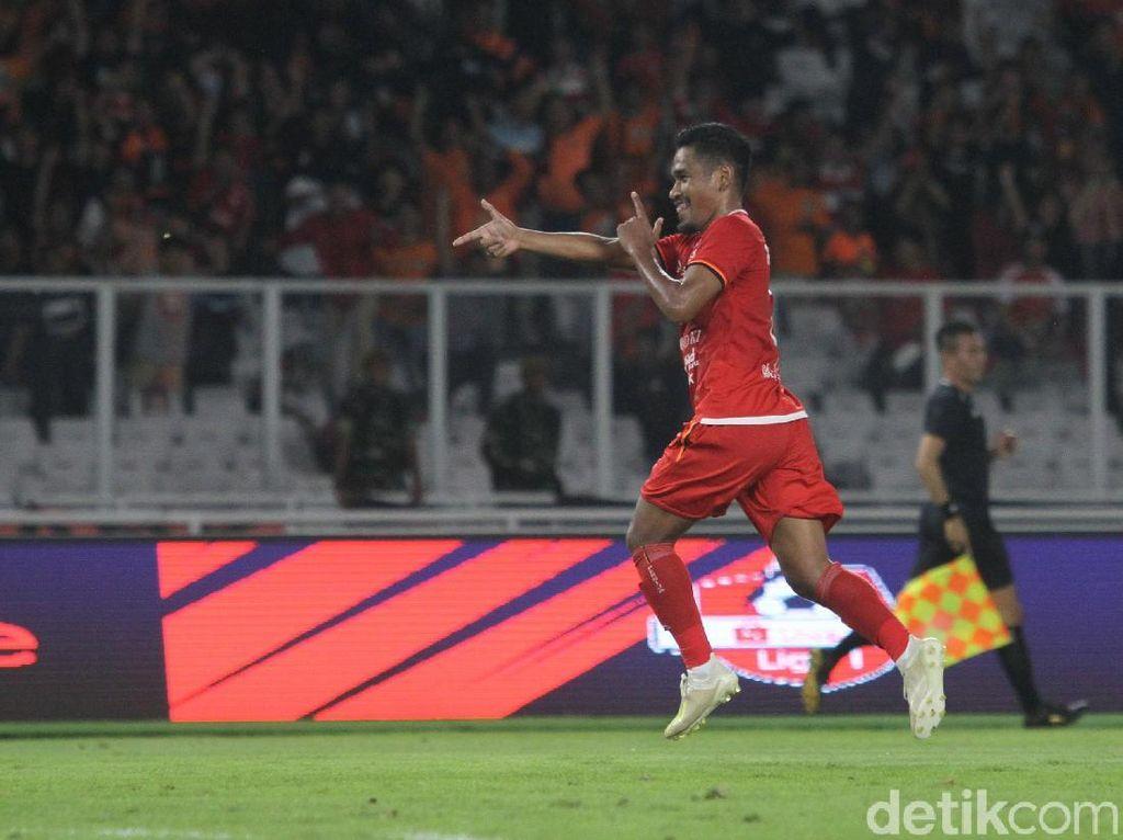 Persija Jakarta Vs Madura United: Macan Kemayoran Terkam Sape Kerrap 4-0