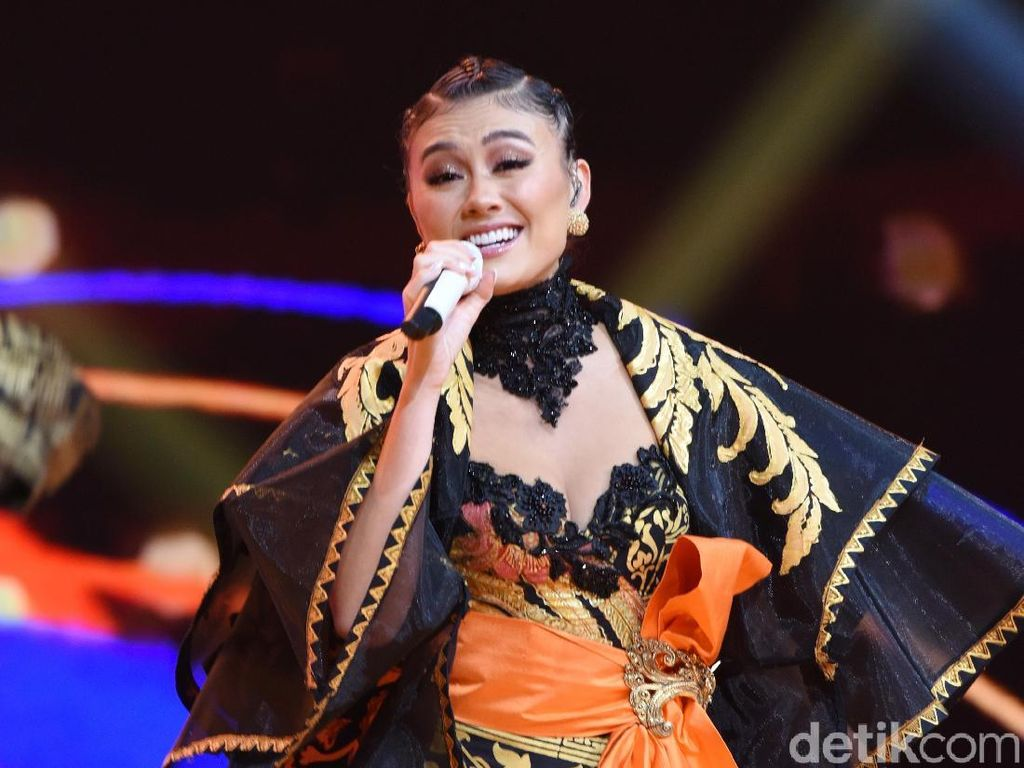 Vote Terus! Agnez Mo ke-2 Setelah BTS di Nominasi iHeartRadio Music Awards