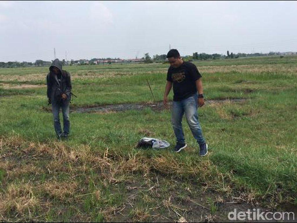 Fenomena Unik, Ada Tanah Bergoyang di Jombang