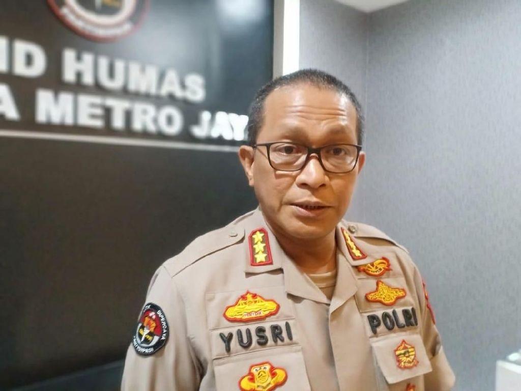 Polisi Buru Beberapa Nama Terkait Kasus Narkoba Ibra-Medina