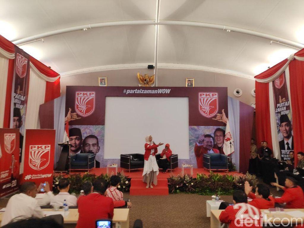 Stafsus Jokowi Hadiri Bimtek Nasional PKPI, Bicara Peran Penting Daerah