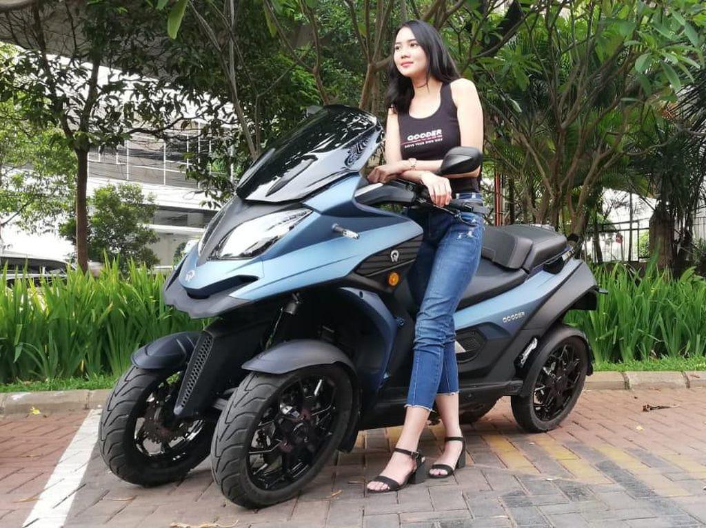 Motor Roda 4 Seharga Jimny, Bidik Jualan 120 Unit Per Bulan