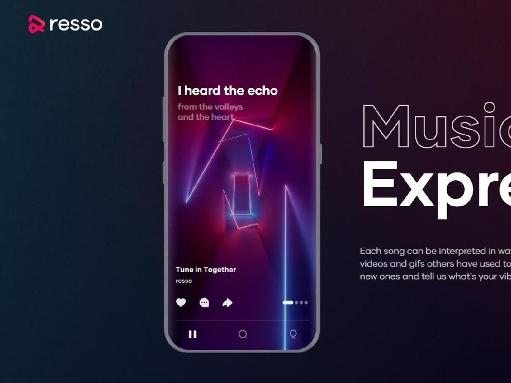 Resso, Senjata Baru Induk TikTok Lawan Spotify