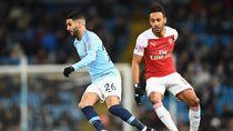 Duel Man City Vs Arsenal Buka Lanjutan Liga Inggris 17 Juni