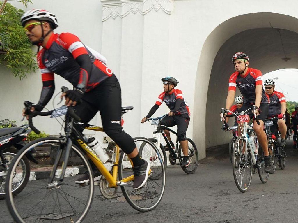 Balap Sepeda PRURide 2019 Resmi Ditutup