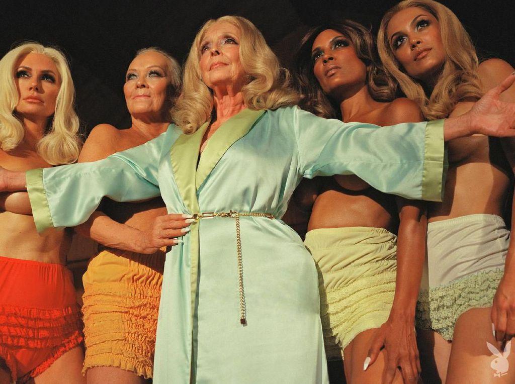 Playboy Edisi Spesial Hadirkan 5 Playmate Veteran Tahun 1963-2013
