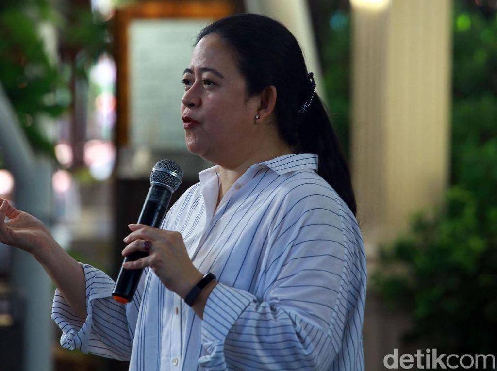 Penggusuran Tamansari Bandung Berujung Ricuh, Puan: Jangan Semena-mena