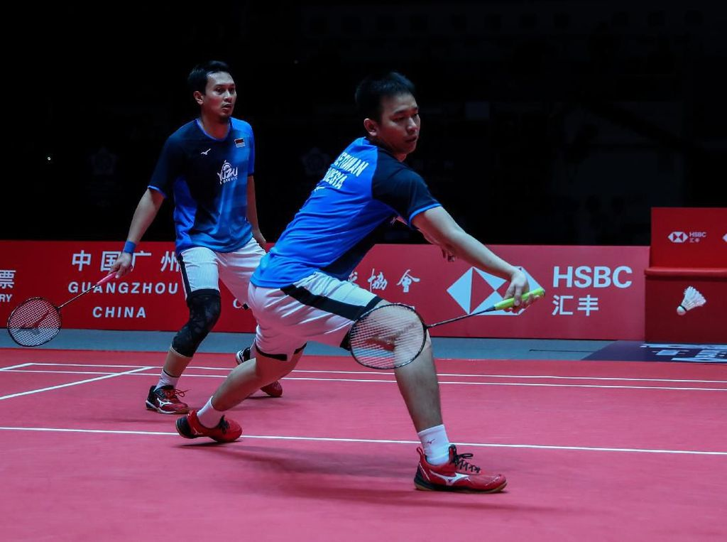BWF Finals: Anthony dan The Daddies ke Final, Minions Tersungkur