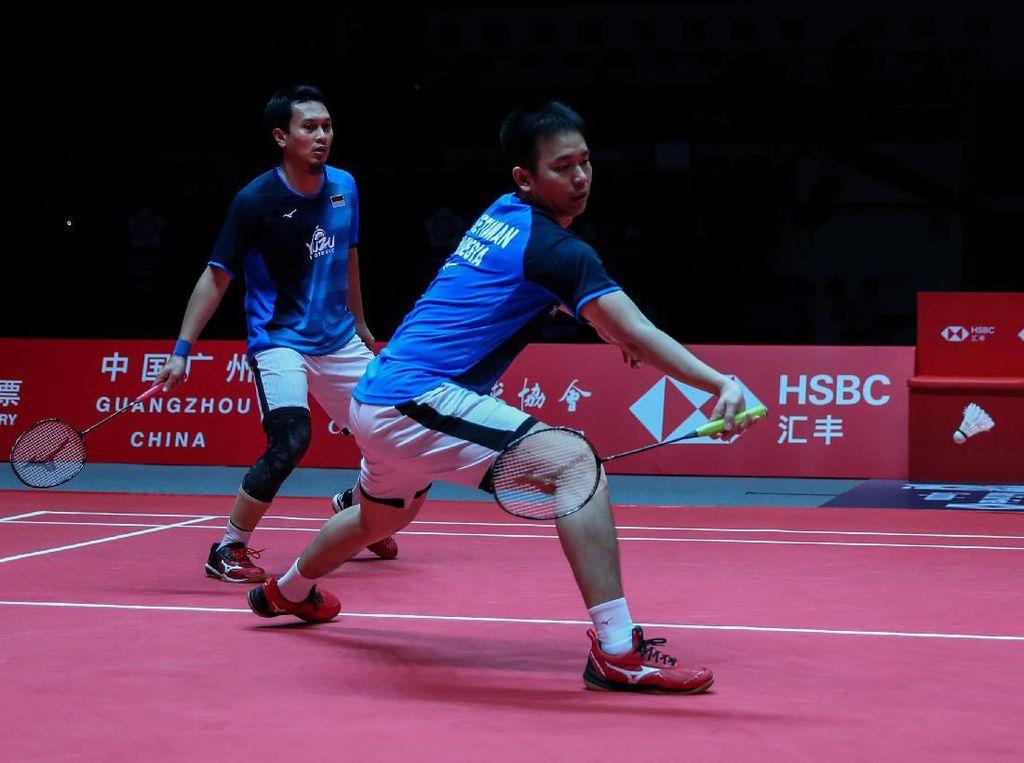 Malaysia Masters: Indonesia Kirim Empat Wakil di Semifinal