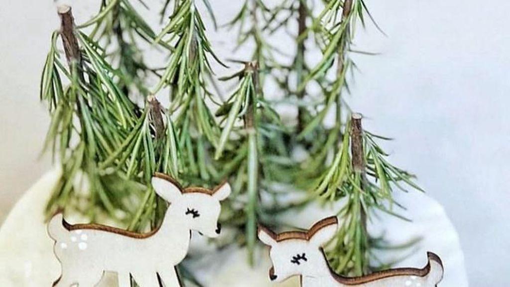 Sederhana Tapi Cantik! Yuk, Intip 10 Kreasi Kue Natal Ini