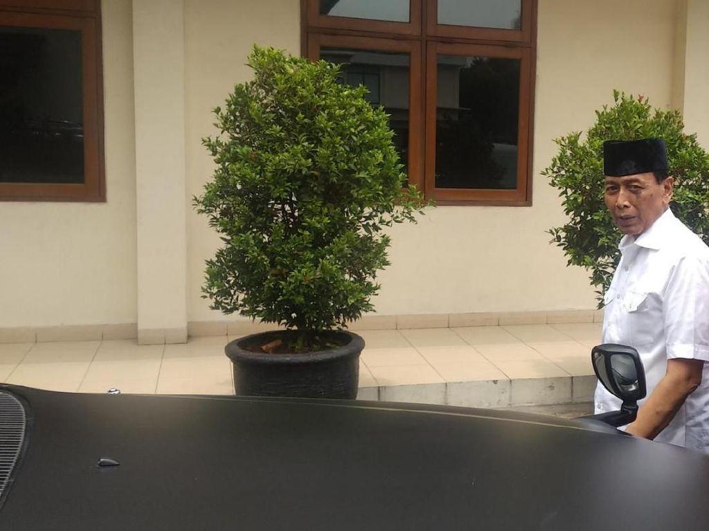Dikabarkan Bakal Jadi Dewan Pertimbangan Presiden, Ini Respons Wiranto
