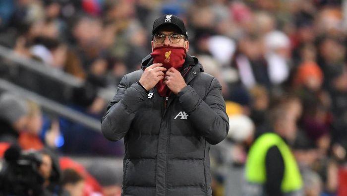 Juergen Klopp perpanjang kontrak di Liverpool hingga 2024 (Michael Regan/Getty Images)
