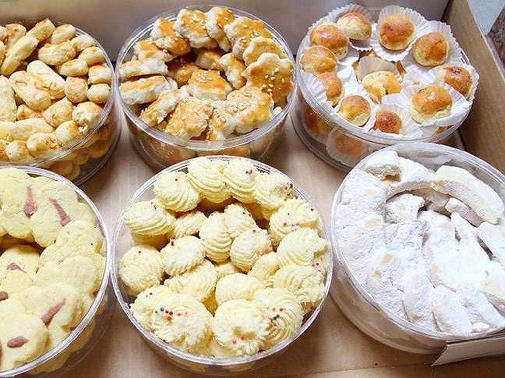 Rekomendasi 5 Tempat Beli Kue Kering Natal Dibawah Rp 100.000