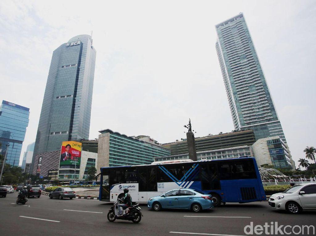 Transportasi DKI Juara Dunia, Fadjroel Singgung Peran Jokowi hingga Ahok