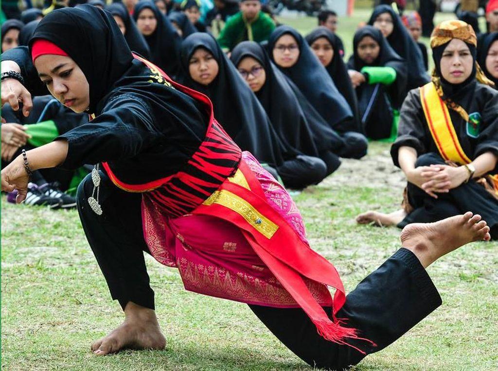Selain Pencak Silat RI, Silat Malaysia Juga Diakui UNESCO Jadi Warisan Dunia