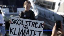 Kiprah Greta Thunberg Menginspirasi Demo Iklim Global Diikuti 4 Juta Orang