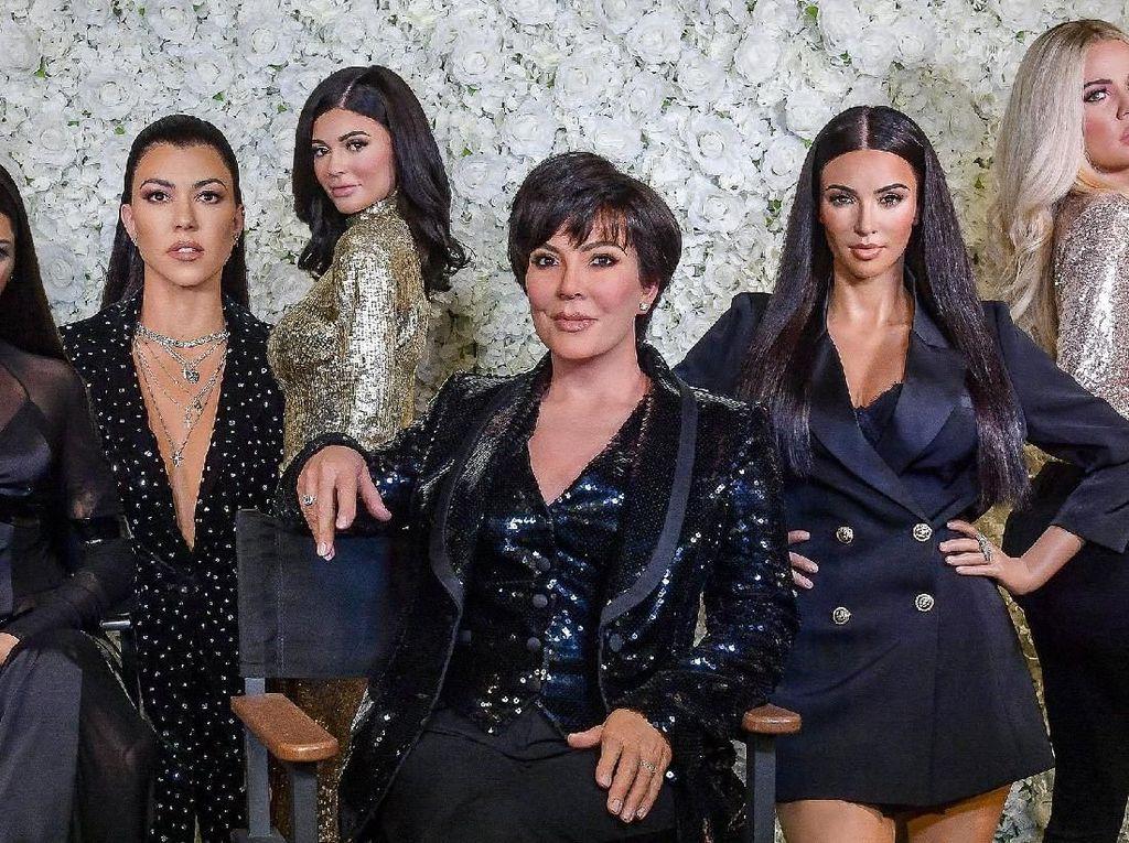 Sering Pesta Mewah, Keluarga Kardashian Manfaatkan Sisa Makanan dengan Cara Ini