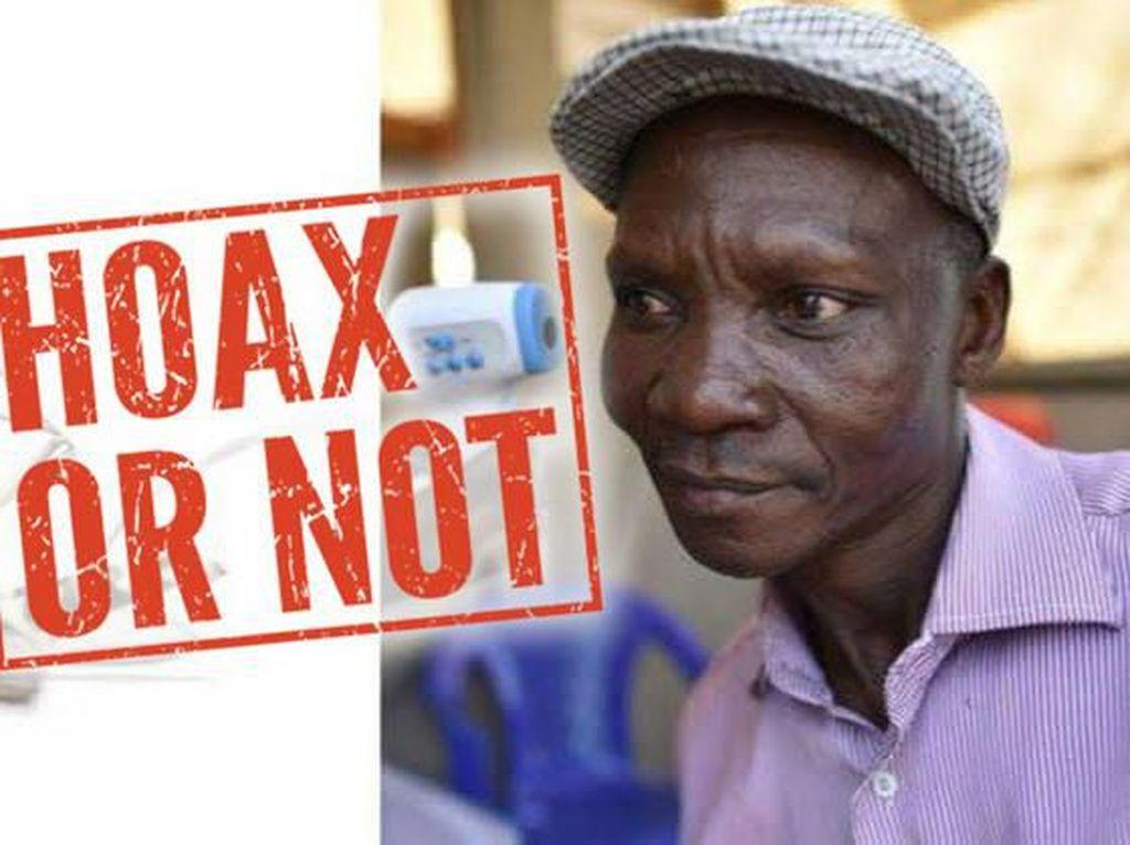 Viral Hoax Kentut Pria Uganda Bisa Bunuh Nyamuk dari Jarak 6 Meter
