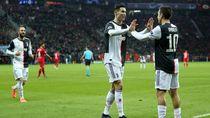 Video: Dua Gol Ronaldo Bantu Kemenangan Bianconeri