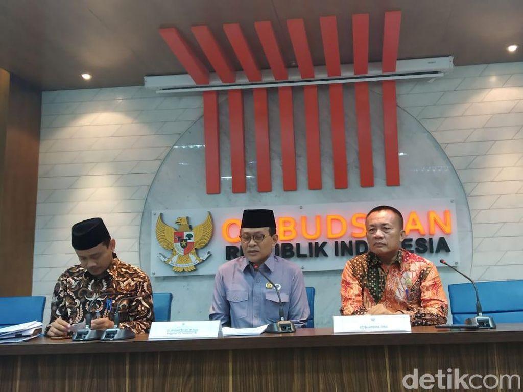 Ada Maladministrasi Deklarasi Damai di Talangsari, Ini Catatan Ombudsman
