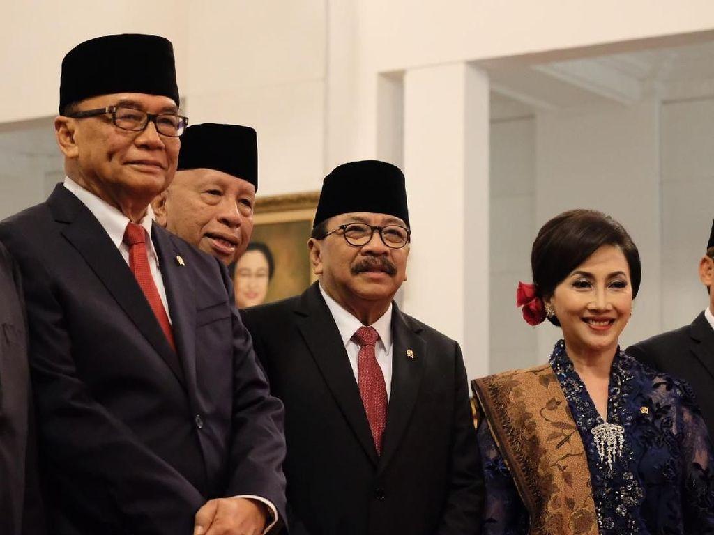 Pengusaha hingga Ulama, Ini Profil 9 Wantimpres Baru Pilihan Jokowi