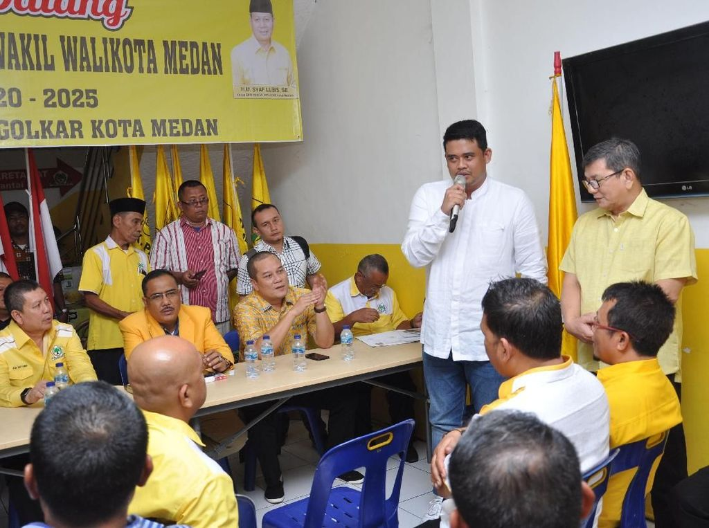 Paman Bobby Nasution Maju Pilbup Tapsel, Dosen USU Bicara Efek Jokowi