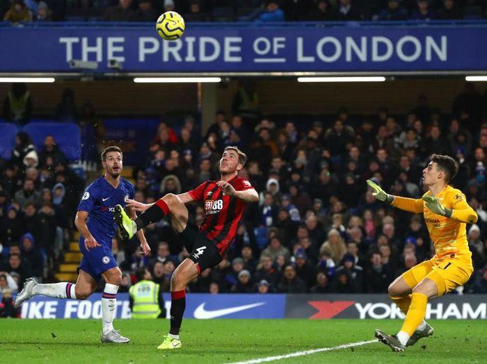 Chelsea kalah 1-0 dari Bournemouth (Foto: Clive Rose/Getty Images)