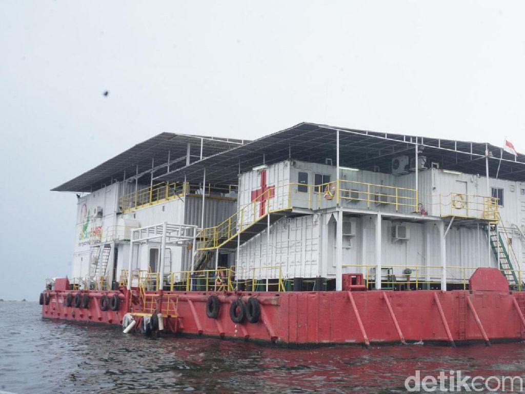 Kisah RS Apung dr Lie: Dari Kapal Bekas, Layani Ratusan Ribu Pasien
